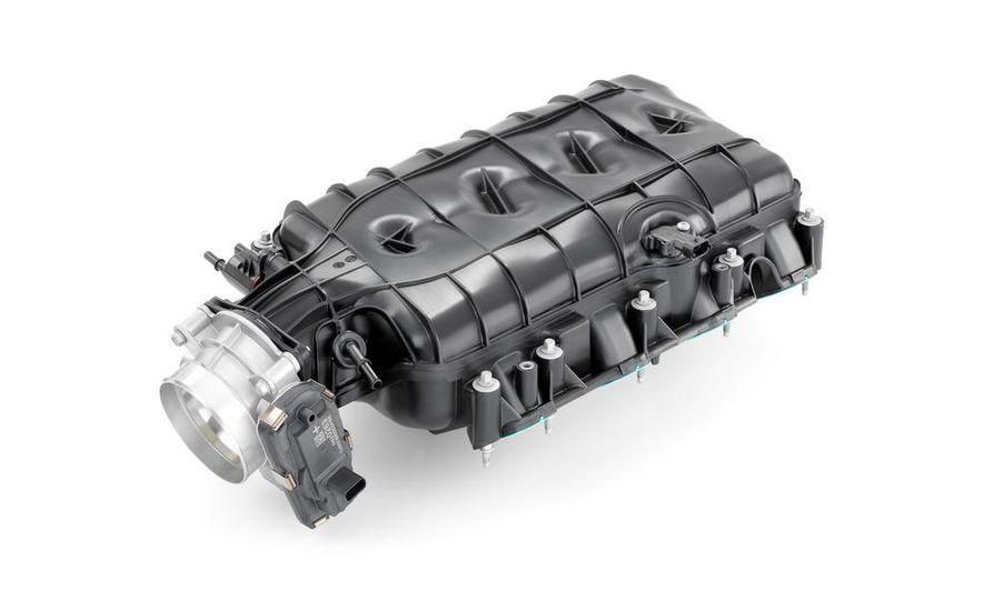 2014 Chevrolet Corvette LT1 6.2-liter V8 VVT DI engine - Slide 15