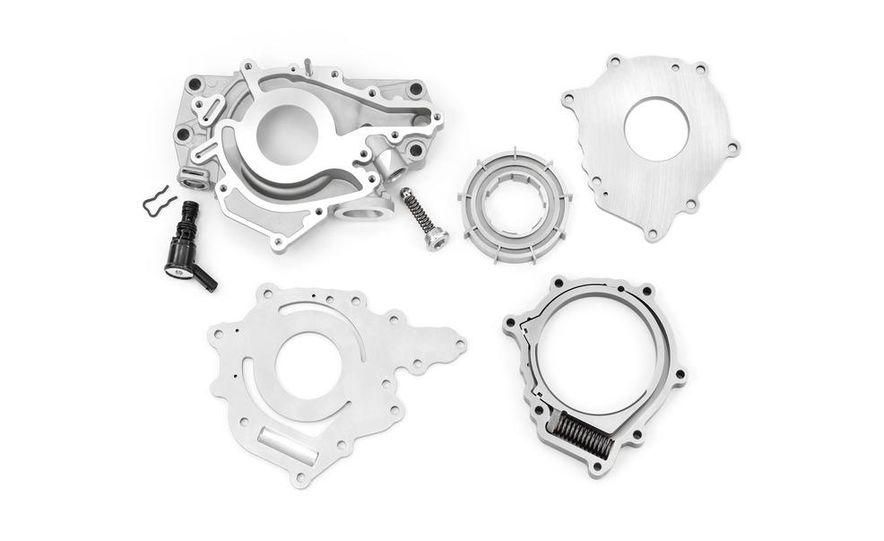 2014 Chevrolet Corvette LT1 6.2-liter V8 VVT DI engine - Slide 30