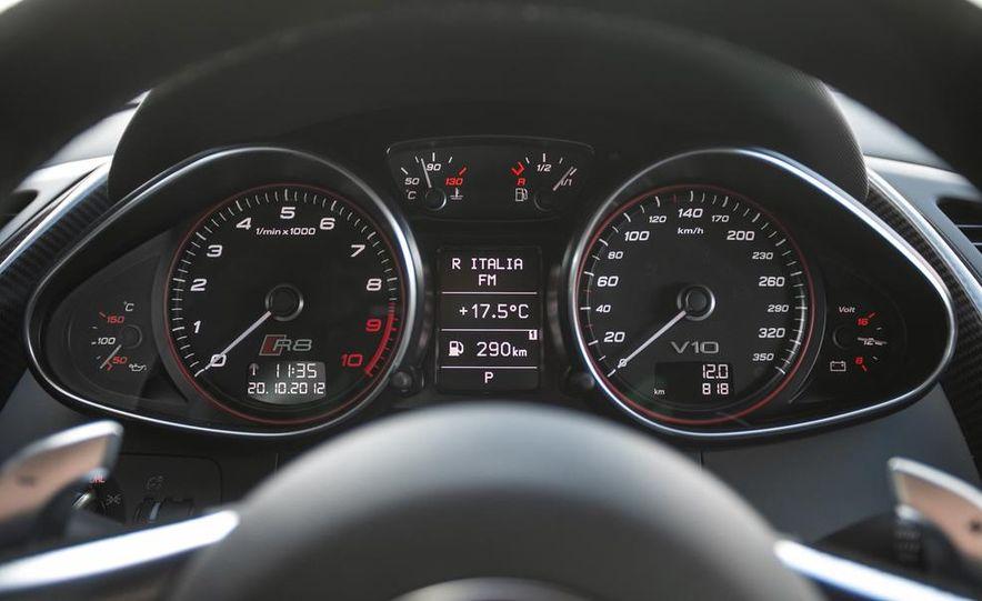 2014 Audi R8 V10, Plus, and Spyder - Slide 20