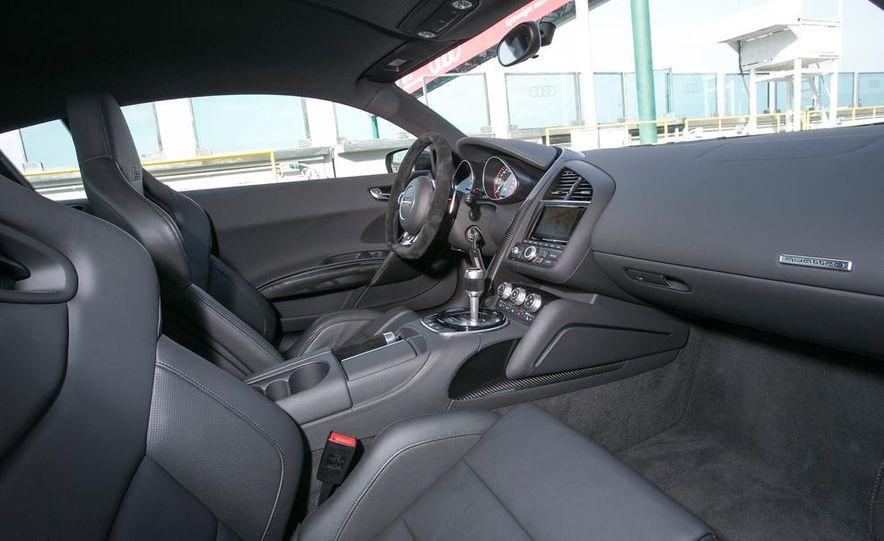 2014 Audi R8 V10, Plus, and Spyder - Slide 19