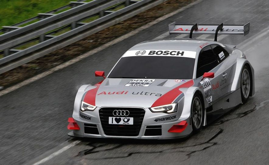Audi ultra A5 DTM - Slide 1
