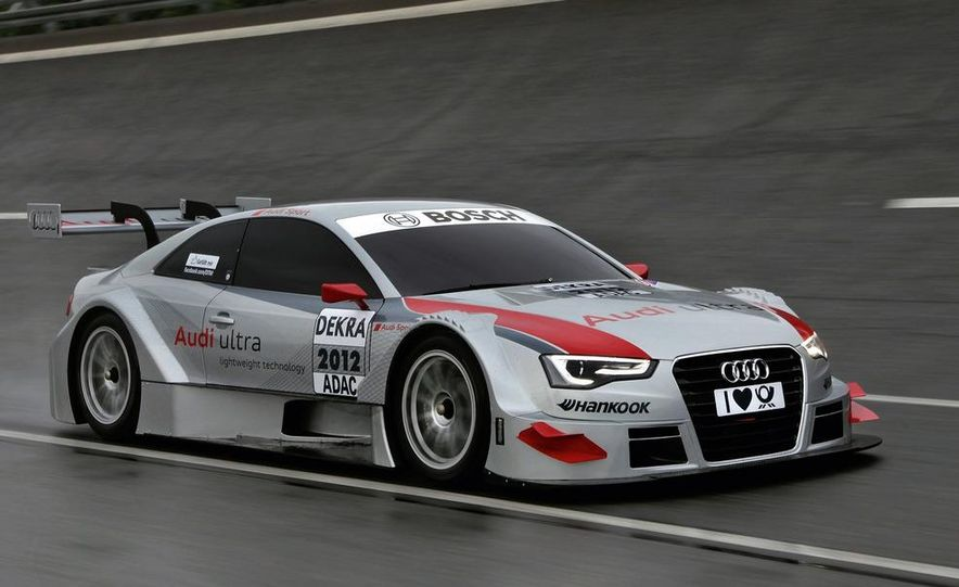 Audi ultra A5 DTM - Slide 2