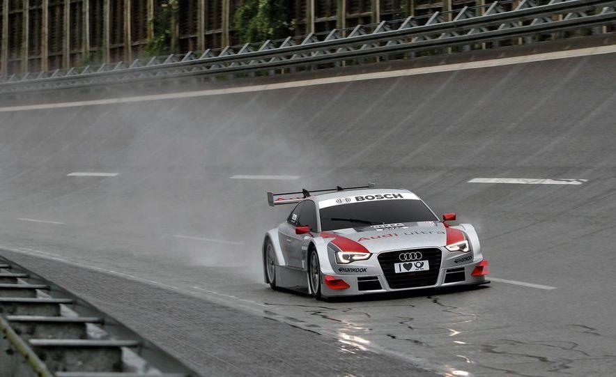 Audi ultra A5 DTM - Slide 3