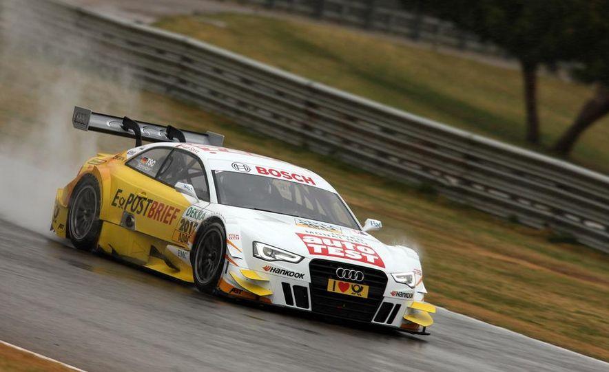 Audi ultra A5 DTM - Slide 5