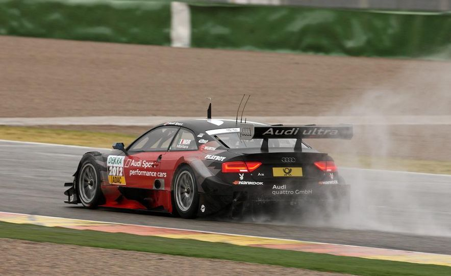 Audi ultra A5 DTM - Slide 9