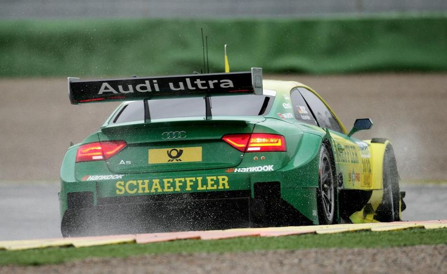 Audi ultra A5 DTM - Slide 12