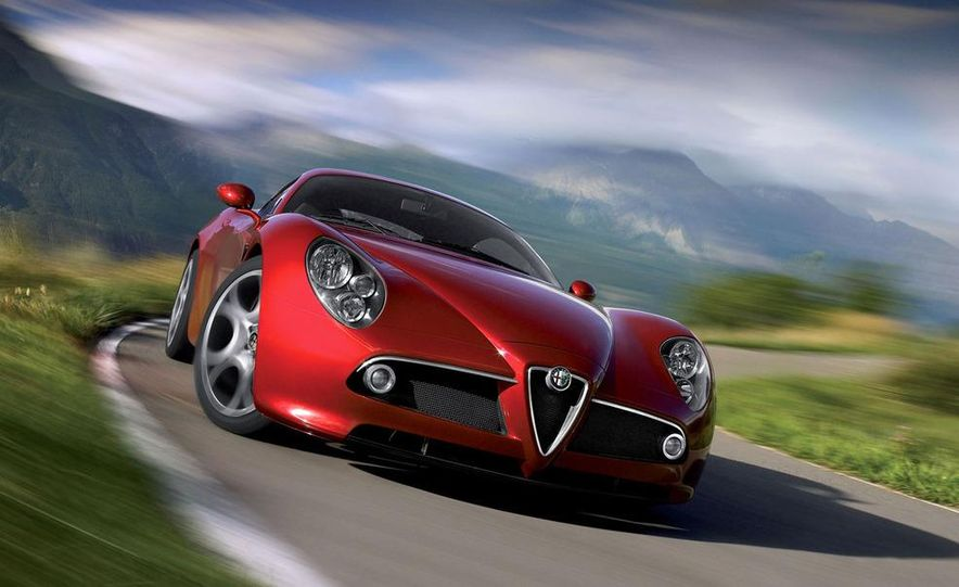 2014 Alfa Romeo 4C (spy photo) - Slide 22