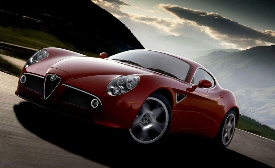 2014 Alfa Romeo 4C (spy photo) - Slide 26
