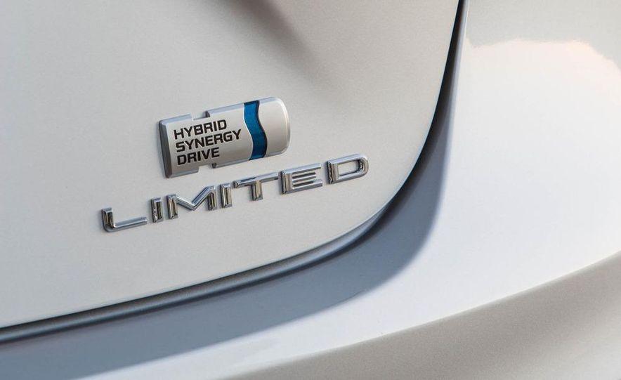 2013 Toyota Avalon Limited - Slide 64