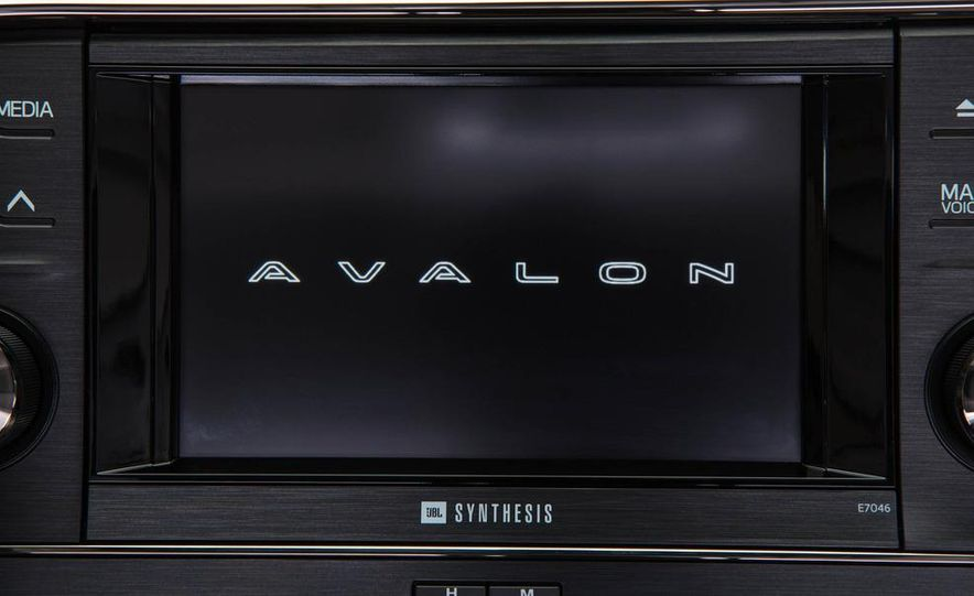 2013 Toyota Avalon Limited - Slide 80