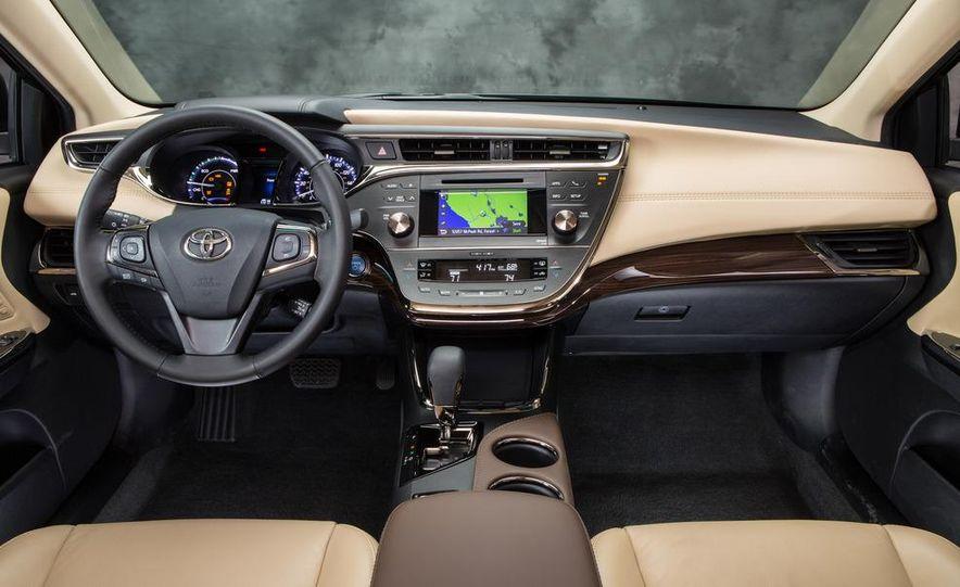 2013 Toyota Avalon Limited - Slide 105