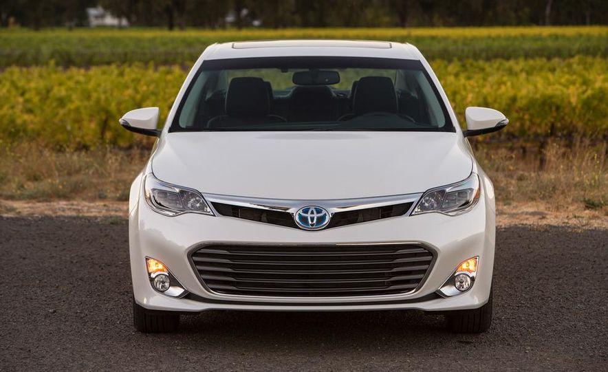 2013 Toyota Avalon Limited - Slide 100