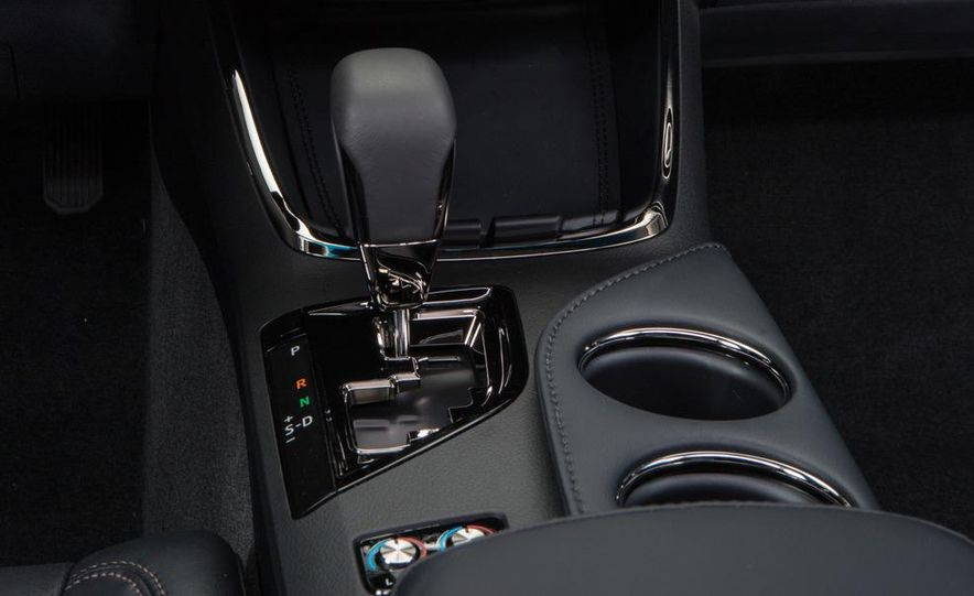 2013 Toyota Avalon Limited - Slide 21