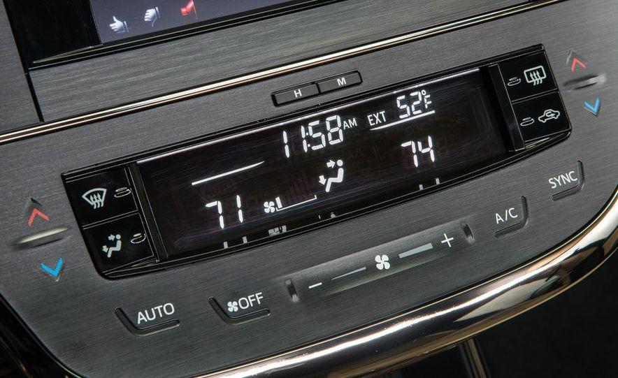 2013 Toyota Avalon Limited - Slide 43