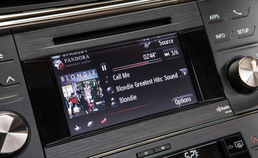 2013 Toyota Avalon Limited - Slide 42
