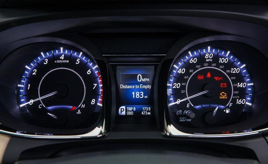 2013 Toyota Avalon Limited - Slide 46