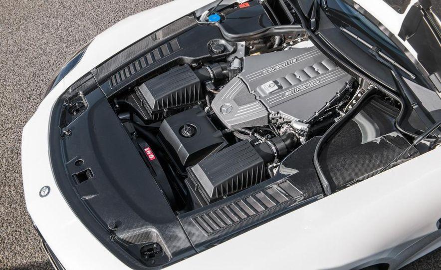 2013 Mercedes-Benz SLS AMG GT coupe - Slide 36