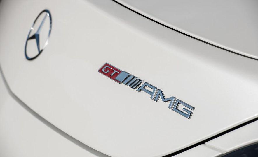 2013 Mercedes-Benz SLS AMG GT coupe - Slide 33