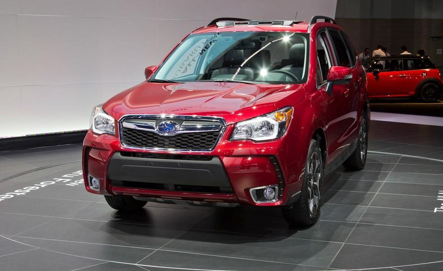 2014 Subaru Forester XT - Slide 1