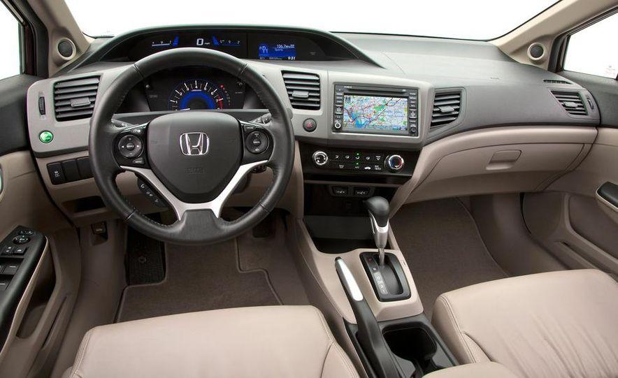 2013 Honda Civic (spy photo) - Slide 25