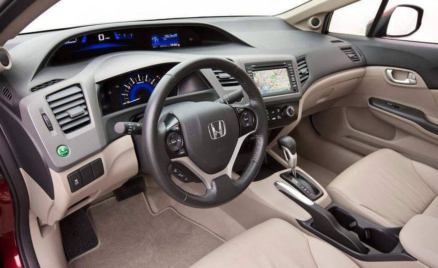 2013 Honda Civic (spy photo) - Slide 26