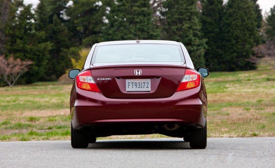 2013 Honda Civic (spy photo) - Slide 17