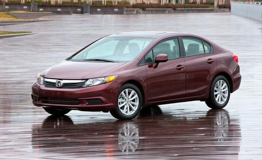 2013 Honda Civic (spy photo) - Slide 19