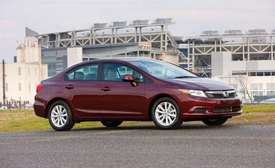 2013 Honda Civic (spy photo) - Slide 22
