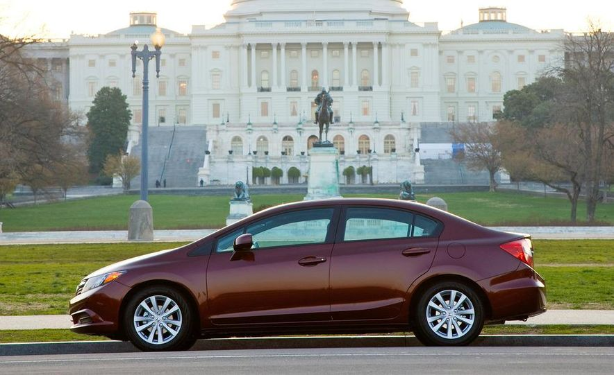 2013 Honda Civic (spy photo) - Slide 24