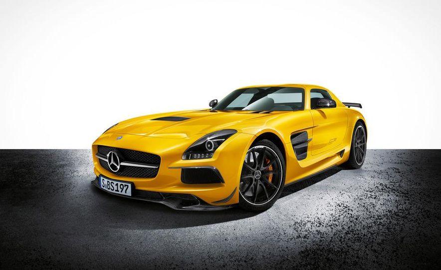 2014 Mercedes-Benz SLS AMG Black Series coupe - Slide 17