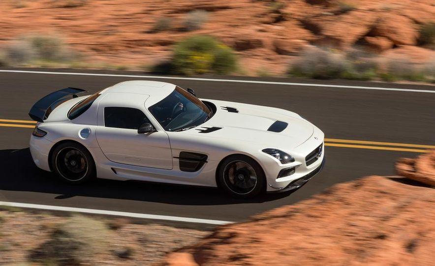 2014 Mercedes-Benz SLS AMG Black Series coupe - Slide 41