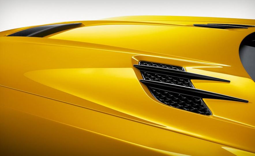 2014 Mercedes-Benz SLS AMG Black Series coupe - Slide 23