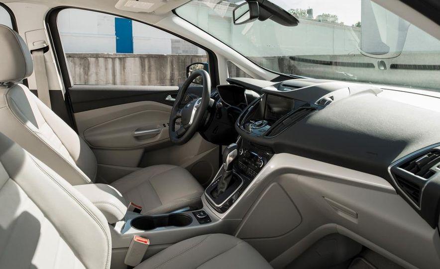 2013 Ford C-Max hybrid - Slide 8