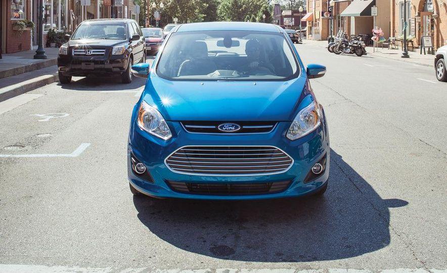 2013 Ford C-Max hybrid - Slide 1