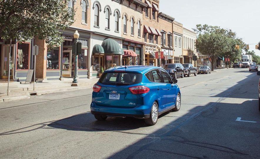 2013 Ford C-Max hybrid - Slide 3