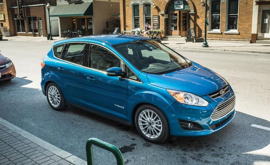 2013 Ford C-Max hybrid - Slide 5