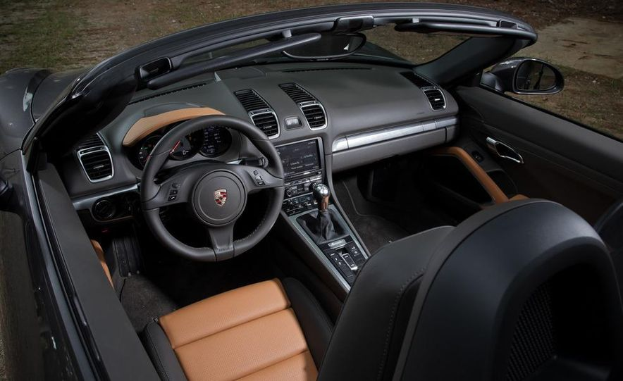 2013 Porsche Boxster - Slide 11