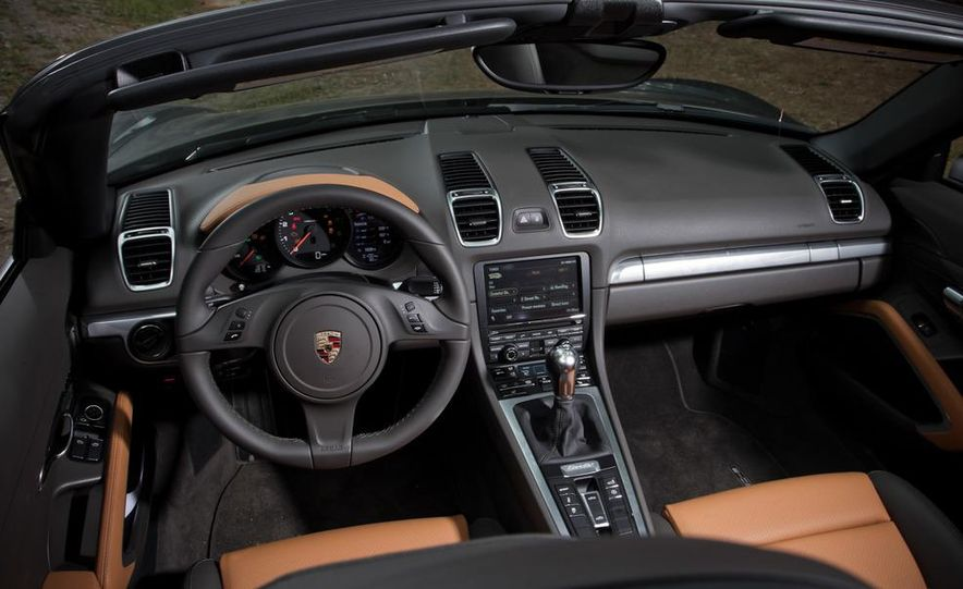 2013 Porsche Boxster - Slide 12