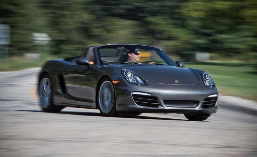 2013 Porsche Boxster - Slide 3