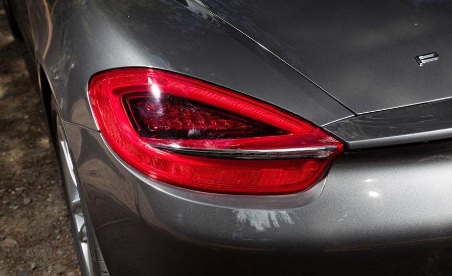 2013 Porsche Boxster - Slide 9