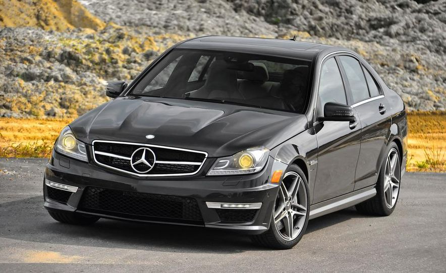2015 Mercedes-Benz C-class (artist's rendering) - Slide 11