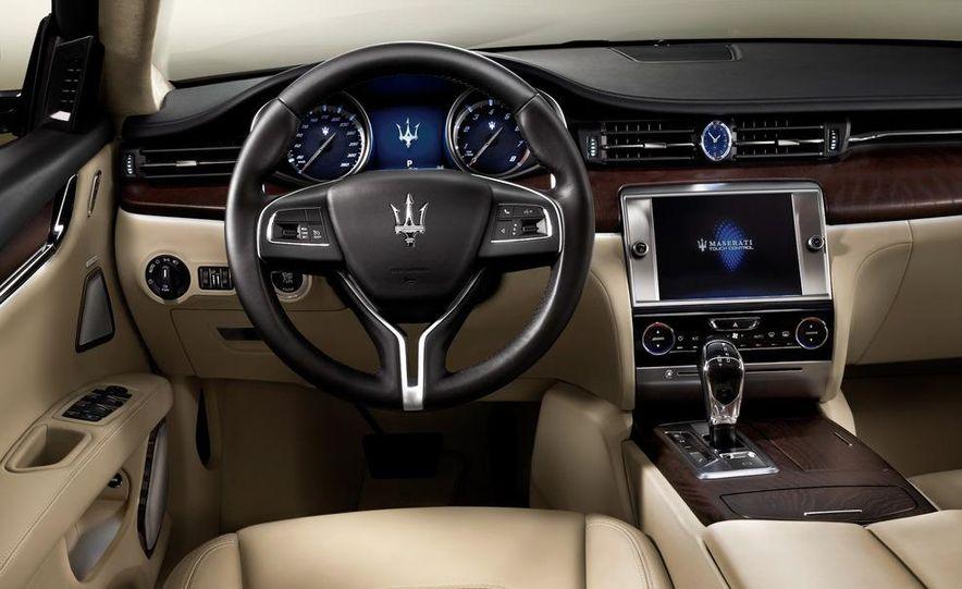 2014 Maserati Quattroporte - Slide 49