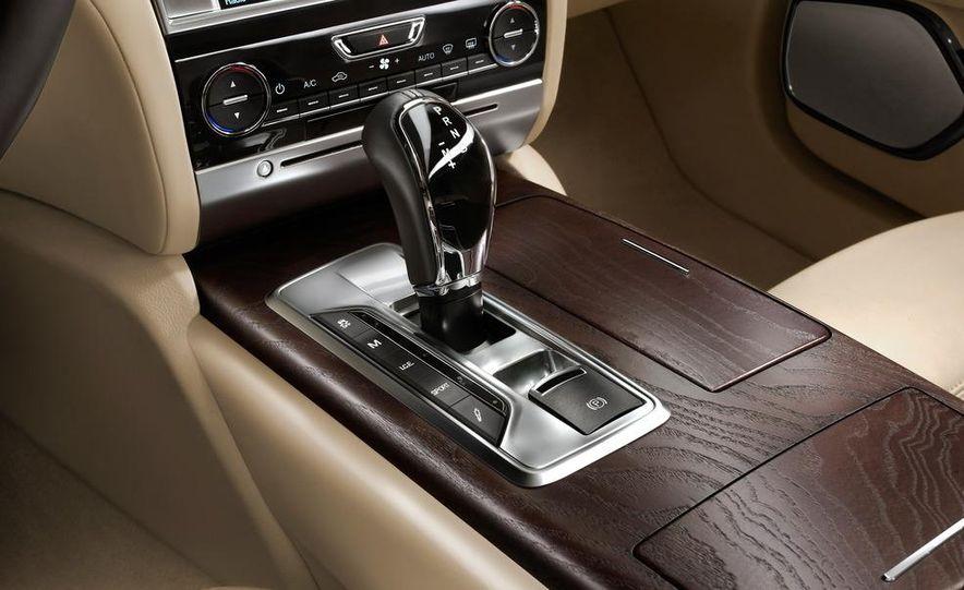 2014 Maserati Quattroporte - Slide 51