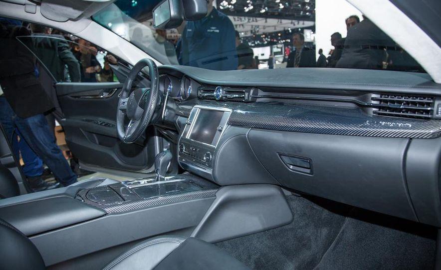 2014 Maserati Quattroporte - Slide 5