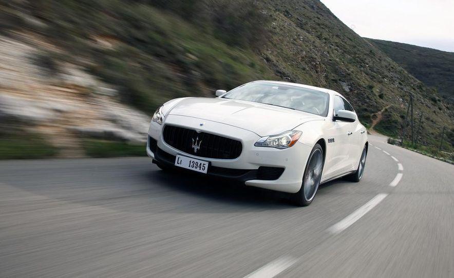 2014 Maserati Quattroporte - Slide 7