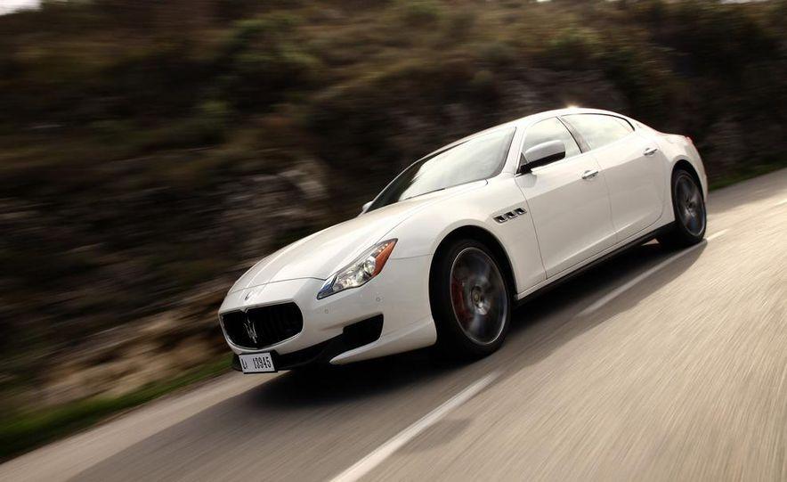 2014 Maserati Quattroporte - Slide 8