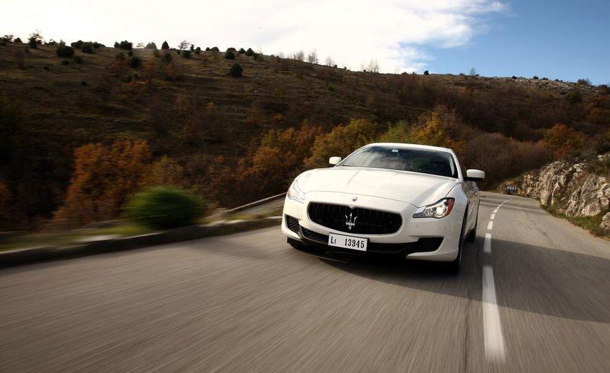 2014 Maserati Quattroporte - Slide 9