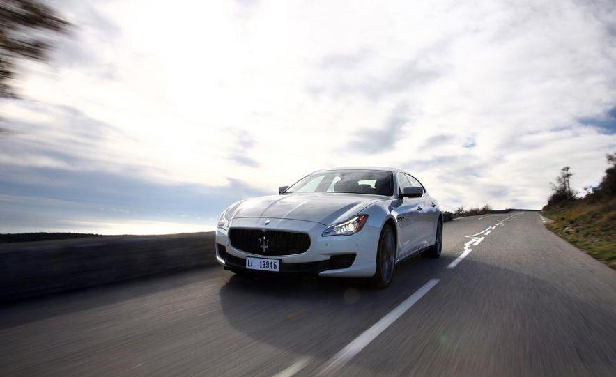 2014 Maserati Quattroporte - Slide 11