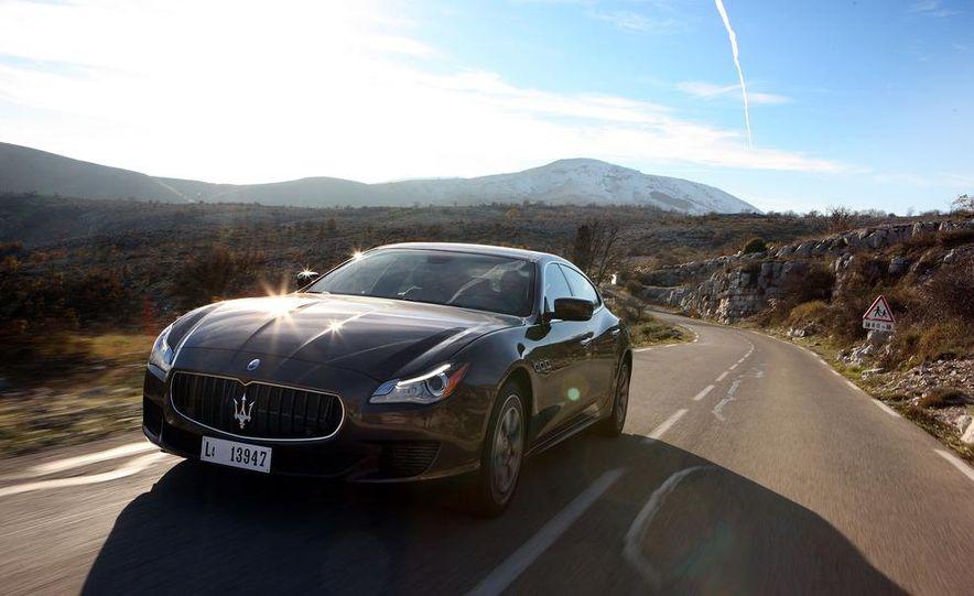 2014 Maserati Quattroporte - Slide 14
