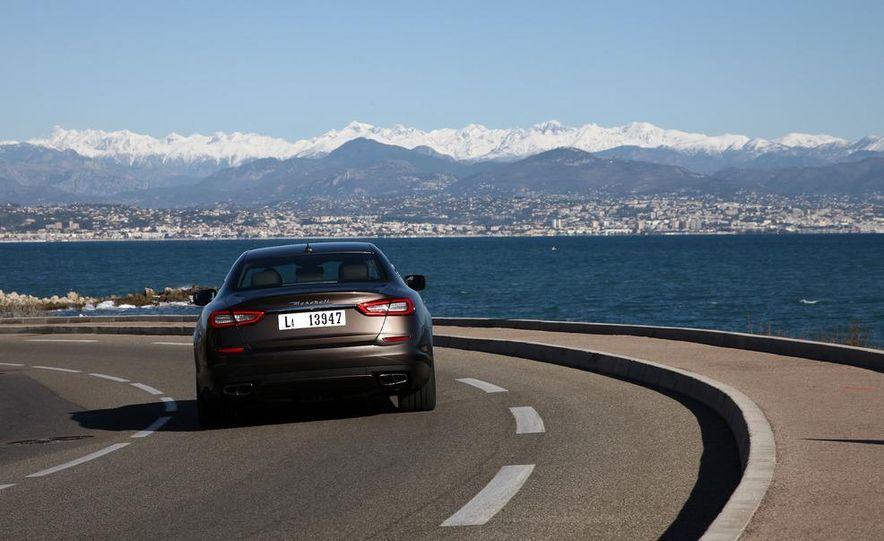 2014 Maserati Quattroporte - Slide 15